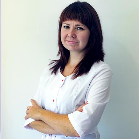 Щепетова Ольга Александровна